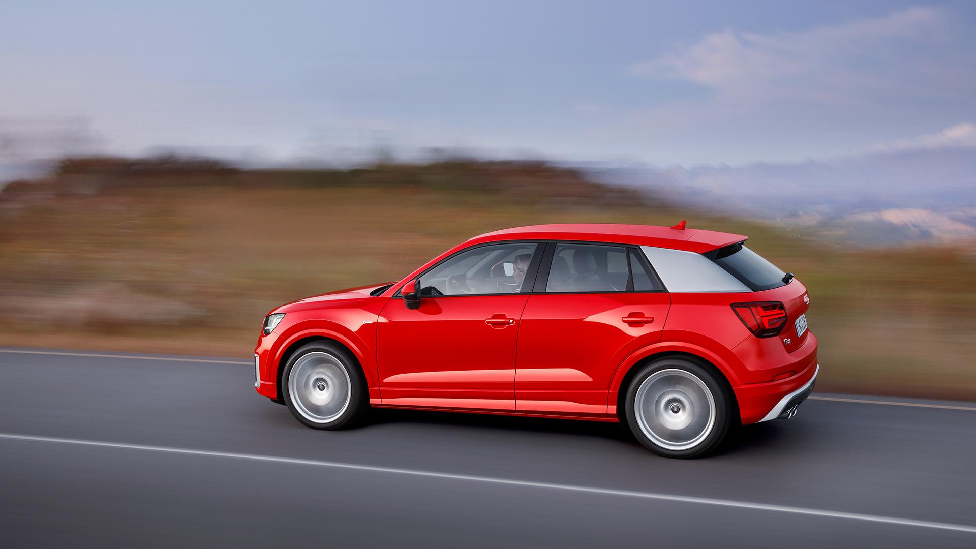 Audi Q2 Lindsay Saker Audi South Africa